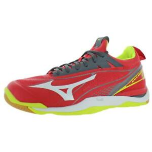 Mizuno-Mens-Wave-Mirage-2-Non-Marking-Handball-Lace-Up-Sneakers-Shoes-BHFO-9072