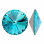 Round-Fancy-Rivoli-Foiled-Gem-StonesGlass-Crystal-Rhinestones-Chatons-Glue-Fix