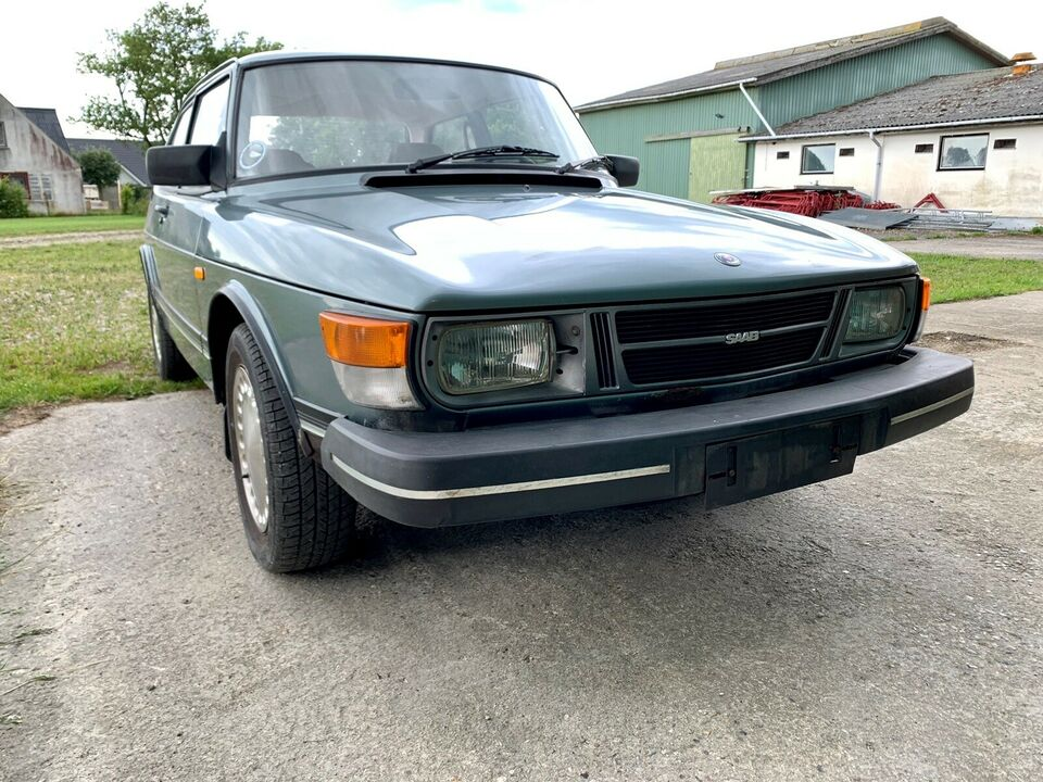 Saab 90, 2,0, Benzin