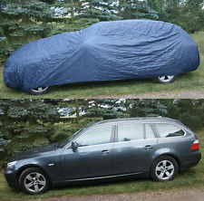 Car Cover Autoabdeckung Ganzgarage für BMW 5er E34, E39, E61, M5, Touring
