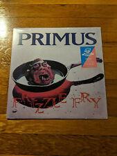 """Primus Frizzle Fry Logo Bumper Sticker 4/"""" x 4/"""""""