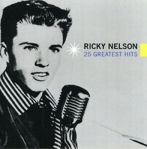 Ricky-Nelson-25-Greatest-Hits-CD-NEW-unsealed