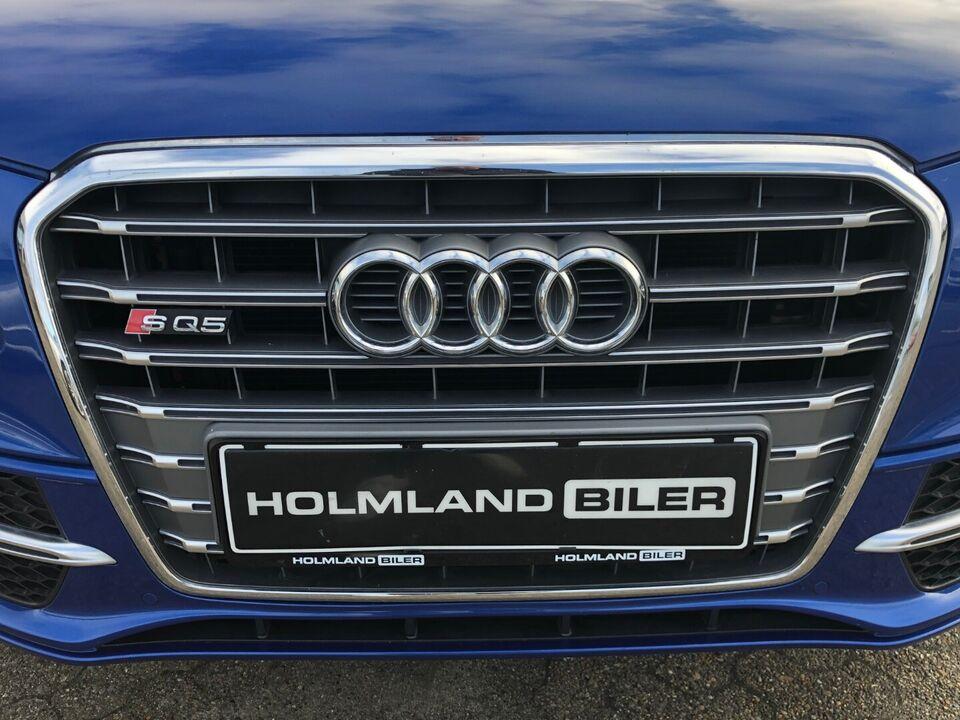 Audi SQ5 3,0 TDi 326 quattro Tiptr. Van Diesel aut.