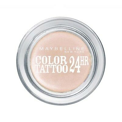 MAYBELLINE COLOR TATTOO LIDSCHATTEN 12 FARBEN NEU ORIGINAL 4ml