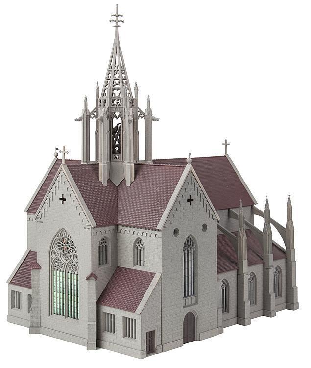 Faller 598 Escala Ho Catedral  Nuevo en Emb. Orig.