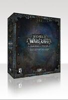 Wow: Warlords Of Draenor Collector's Edition [pc-dvd Computer, World Of War]