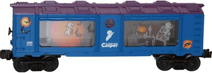 Lionel 36888 Casper Aquarium bil ny in the låda