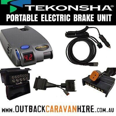 Portable Electric Brake Controller, Tekonsha Primus Iq Electronic Brake Controller Wiring Diagram