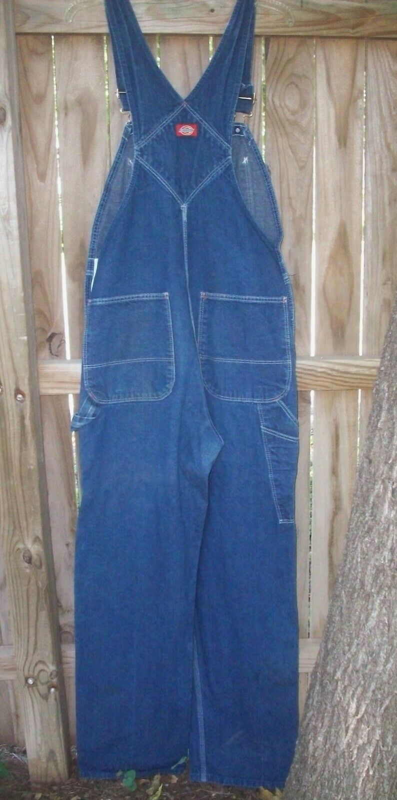 Vintage Dickies Overalls Size 34x34 - image 5