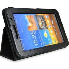 """SMART FLIP CASE COVER STAND FOR SAMSUNG GALAXY TAB 7"""" PLUS P6200 P6210"""