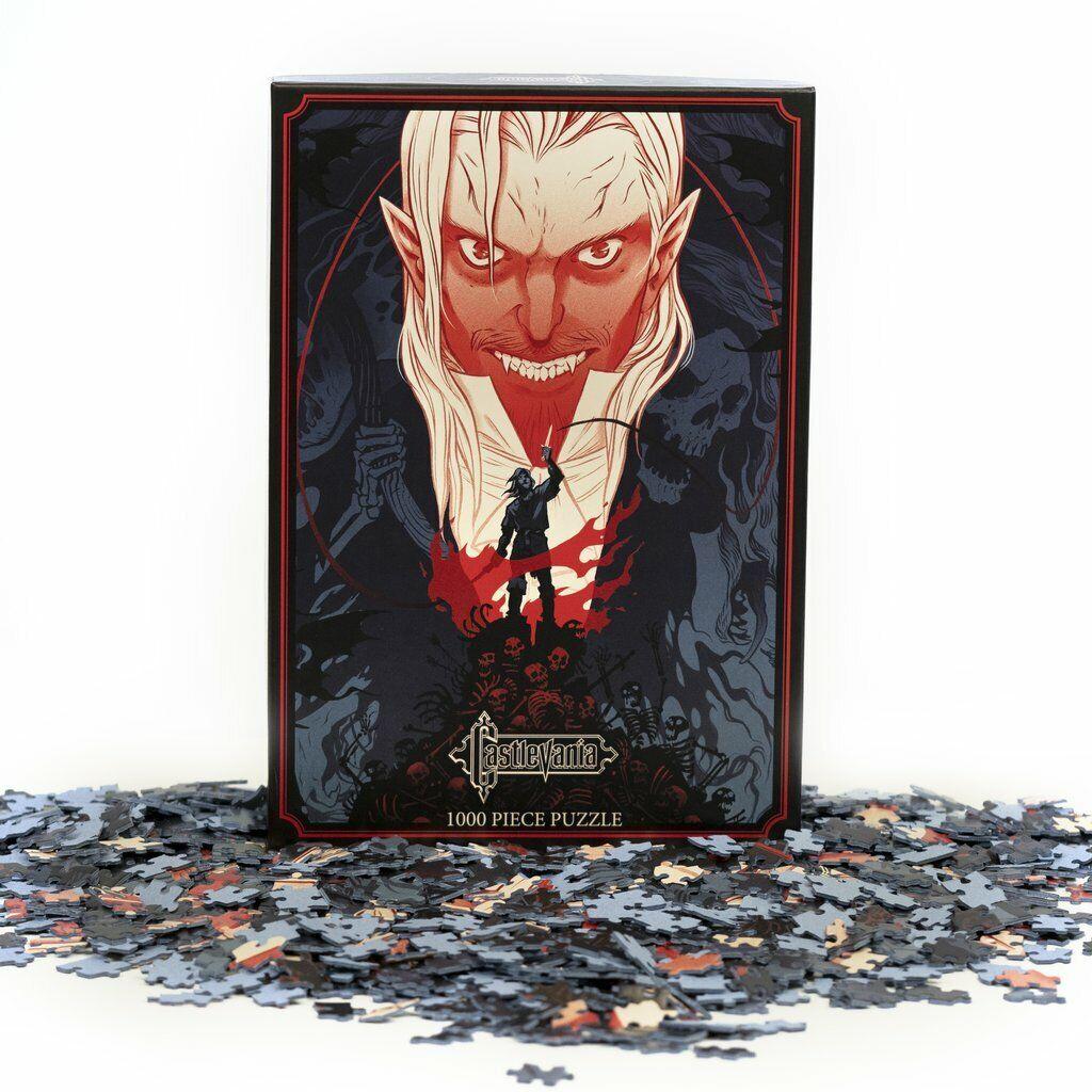 NEW Castlevania PUZZLE 1000 PIECES 19 x27