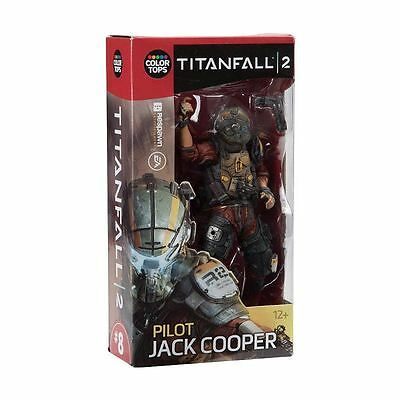 Titan Fall 2 - Pilot Jack Cooper Color Tops Action Figure