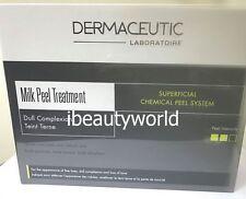 Dermaceutic Milk Peel Treatment Dull Complextion #tw