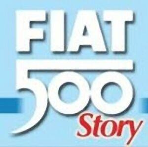 FIAT 500 STORY STORY COLLECTION 1:43 SCEGLI DAL MENU A TENDINA