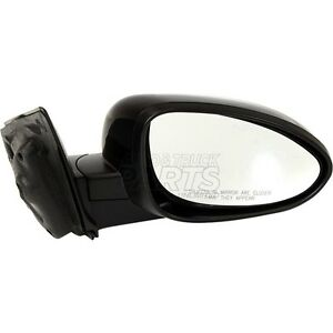 12-16 Chevrolet Sonic Driver Side Mirror Replacement Heated