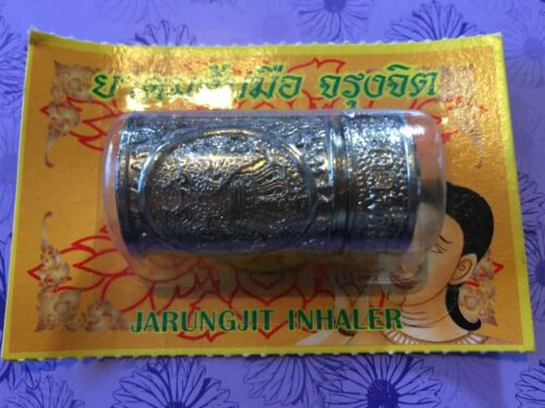 Thai Herbal Smelling Salts Nasal Inhalant Free P/&P