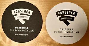 Forstner Bier Handbrauerei___Bierdeckel Österreich
