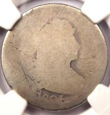 1806 Draped Bust Quarter 25C - NGC Poor Details - Rare Early Certified Coin