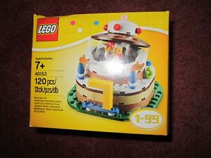 Image Is Loading LEGO BIRTHDAY CAKE 40153 SEE PHOTOS NEW BOXED