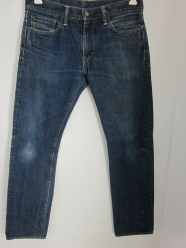 Levi's Men's 511 Slim Fit Denim Jeans Blue 33x32 S