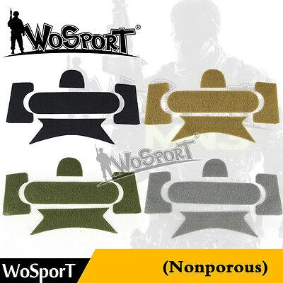 Airsoft Tactical Helmet Loop Sticker Replacement for MH Fast Ballistic Helmet