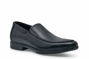 Shoes-for-Crews-Men-039-s-Venice-Slip-Resistant-Leather-Dress-Loafers-Work-Shoes