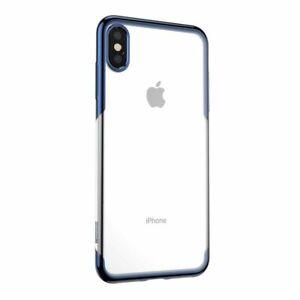Antichoc Coque Silicone Coque iPhone XS MAX COQUE ETUI HOUSSE LUXE iPhone XS MAX