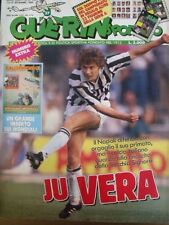 GUERIN SPORTIVO=N°37 1989=CALCIOMONDO BRASILE=FILM DEL CAMPIONATO 3°/4° GIORNATA