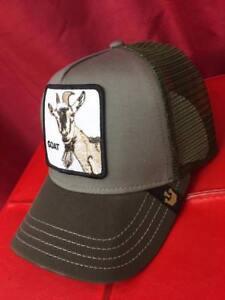 bb3c3196fdb Goorin Brothers Trucker Hat snapback 101-0328 GOAT BEARD $35.00 FREE ...