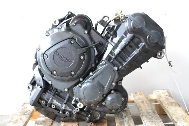 2012 TRIUMPH 1200 TIGER EXPLORER COMPLETE ENGINE MOTOR E545681