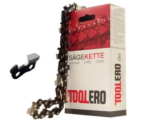 35cm Toolero Lopro VM Kette für Stihl MS201 Motorsäge Sägekette 3//8P 1,3