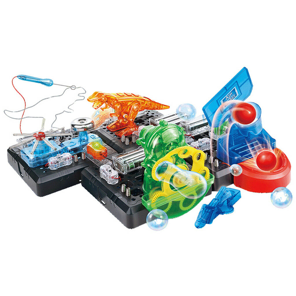 125-in-1 Electronics Circuit Learning DIY Experiment Kits Kids Science Toy
