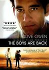 Boys Are Back 0031398139102 With Clive Owen DVD Region 1