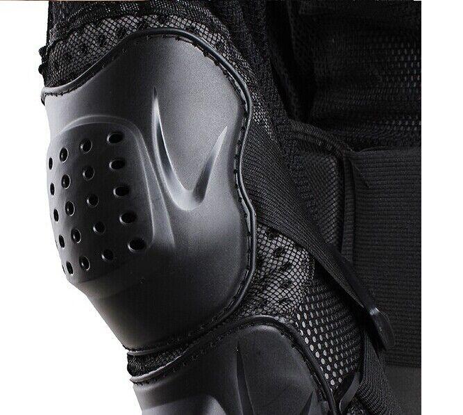 Removable High Strength PVC Racing Nail Plate Armor Motorcycle Racing PVC Protective Armor 84bca9