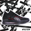 EXCLUSIVE-PUMA-X-CLYDE-COURT-034-REFORM-034-EDITION-in-Triple-Black-amp-Red-Colorway thumbnail 1