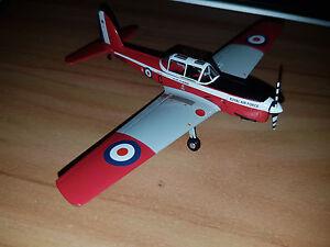DeHavilland-Canada-Chipmunk-T-Mk-10-Scala-1-72-Die-Cast-72-Aviation-Nuovo
