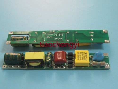 Constant Current Led Tube Transformer power supply T8 LED Tube Driver 18W 240ma