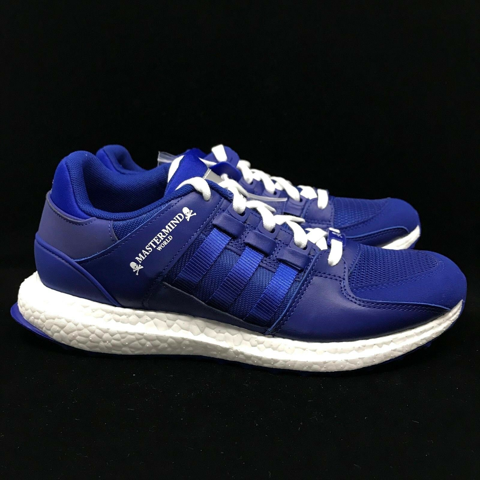 Adidas EQT Support Ultra Boost MMW Mastermind World Mystery bluee White CQ1827