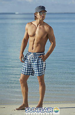 Sportliche Designer Shorts für Herren Gr. L von SUNMAN (Sunflair)! NEU!