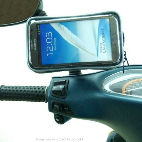 Scooter / Moto Espejo teléfono Soporte Para Galaxy Note Note 2 Ii