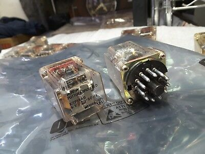KUP14-A45-120 POTTER /& BRUMFIELD AMF 120VDC RELAY NEW NOS RARE SALE $29