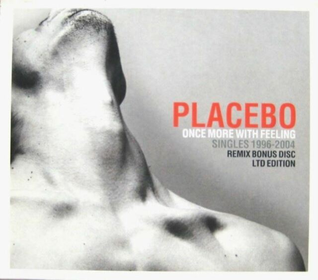 PLACEBO once more with feeling: singles 1996-2004 (2X CD album, limited edition)