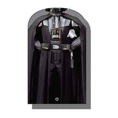 OFFICIAL Star Wars Darth Vader Torso Suit Cover Garment Protector Carrier Bag