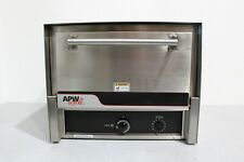 Apw Wyott Counter Top 2 Deck Pizza Oven Cdo 17 Nice Condition Fully Tested