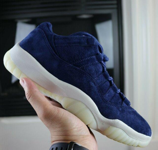 size 40 87a9e b3fdd Nike Air Jordan Retro 11 XI Low Re2pect Derek Jeter Av2187 441 Sz 10.5