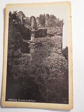 Heidelberg - Der gesprengte Turm - Schloss / KAB