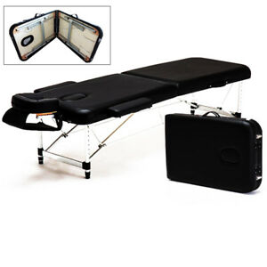 Aluminum-Portable-2-Fold-Massage-Table-w-Floor-Facial-Bed-Spa-Tattoo-Carry-Case