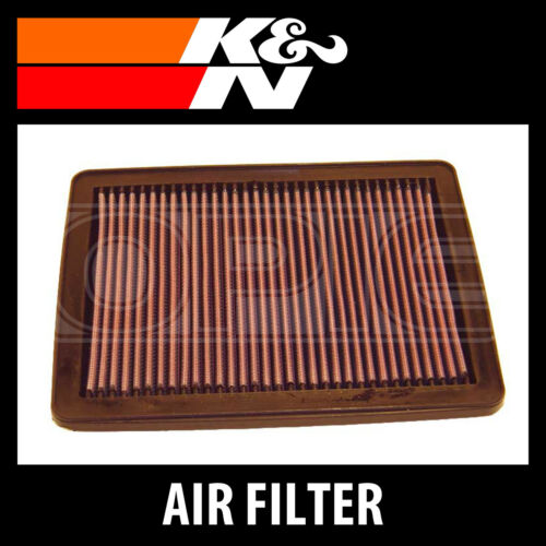 K/&N High Flow Replacement Air Filter 33-2700 K and N Original Performance Part