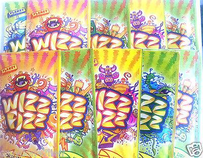 25 x Wizz Fizz Original Sherbet Sachets - Party Favours Lollies