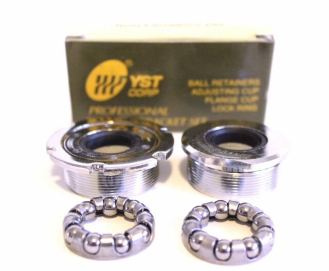 BOTTOM BRACKET SET WATERPROOF 4 Vintage Bicycles Retro Mens Ladies Bikes MTB